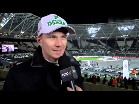 ROC 2015. Nico Hulkenberg on replacing Michael Schumacher for the Team Germany