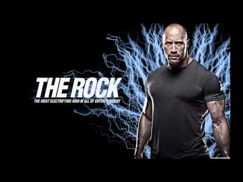 WWE - The Rock Theme Song Is Cooking V2 (HEEL THEME)