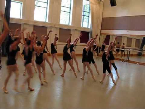 Ballet West Academy Summer Intensive 2009
