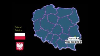 Funny Names of Polish Cities And Villages - part 2 [ Map of Poland ]