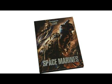 warhammer 40k space marine codex 6th edition pdf