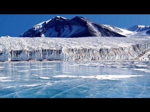 World's Largest Canyon Hidden Under Antarctic Ice