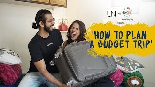 How to plan a budget trip   Hostels   Bookings   Travel   Food #bha2pa