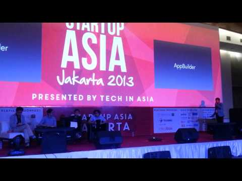 Startup Asia Jakarta 2013 Startup Arena: Garuda Robotics (Indonesia)