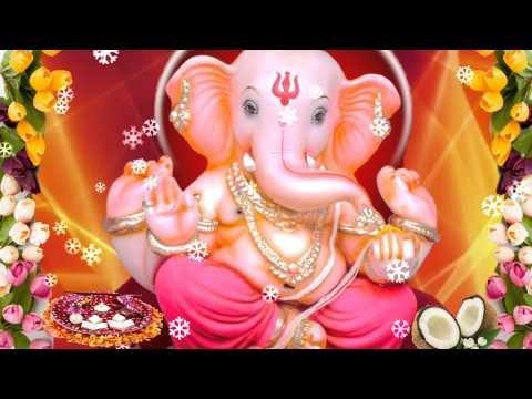 Jay Dev Jay Dev Jay Mangalmurti-Ganapti Aarti-HD video