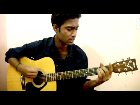 Tere Bin - Atif Aslams LIVE Acoustic ROCK Version