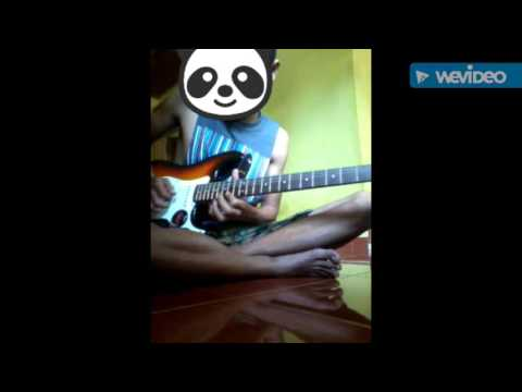 Little wing guitar cover (jimi hendrix) cover by Imano