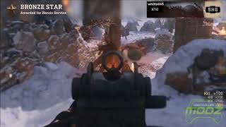Download Lagu WW2 World War 2 COD Razorback Maxfire Rapid Fire Footage by Controller Modz Gratis STAFABAND