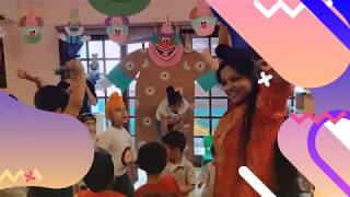 Summer Camp (Circus) 2019 [Place2Be Preschool]
