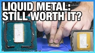 Back to Reality: The 9900K Delid & Liquid Metal