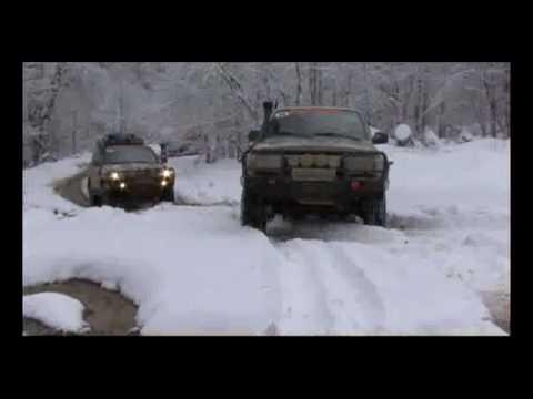 Экспедиция Трофи 2010. Кавказский хребет.