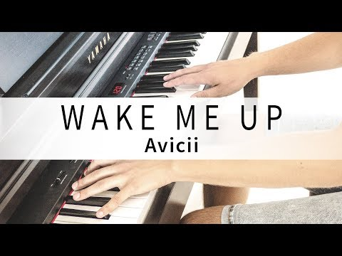 Avicii - Wake Me Up (Samlight Piano Cover)