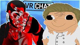 [VRChat] GORDON RAMSAY UGANDAN KNUCKLES + EPIC RAGES! (FUNNY MOMENTS)