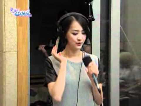 [radio] 110930 Sistar - So Cool  Kiss The Radio video