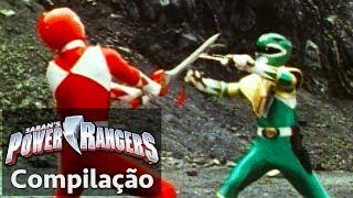 Power Rangers em Português | Momentos Clássicos dos Power Rangers
