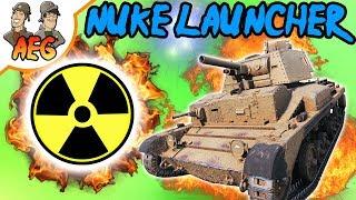 The nuke launcher!