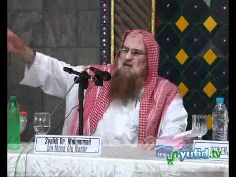 Pengajian Ulama: Menjadi Hamba Yang Dicintai Allah (6A) - Syaikh Muhammad Musa Alu Nashr
