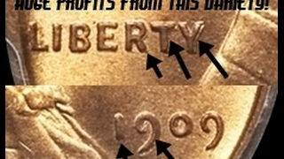 Download Lagu Check Your 1909 VDB Lincoln Cents for This Valuable Variety - These Cheap Coins Hide a $3000 Gem! Gratis STAFABAND