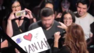 Shania Twain invites WWE's Kevin Owens on Stage at her Concert in Montreal