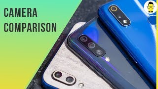 Realme 3 Pro vs Redmi Note 7 Pro vs Samsung Galaxy A50 camera comparison: which one wins?