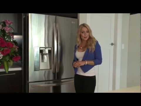 LG French Door Refrigerator - Door In Door Fridge Review by CyberShack