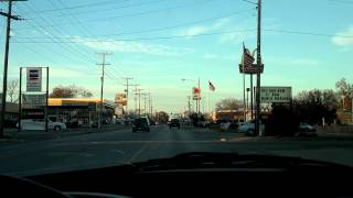 Kirksville MO drive around #2