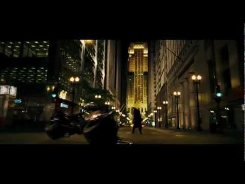 The Dark Knight Trilogy Trailer-Immigrant Song: Trent Reznor