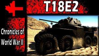 download musica War Thunder - Chronicles of World War II - T18E2