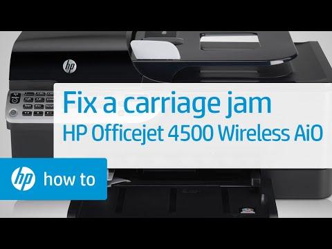 Hp Officejet 4500 Driver Wireless