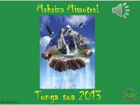 Mahaiza Misaotra