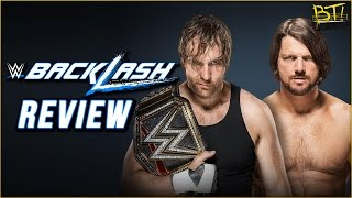 WWE Backlash 2016 Full Show Review - Who are The Champions of Smackdown?