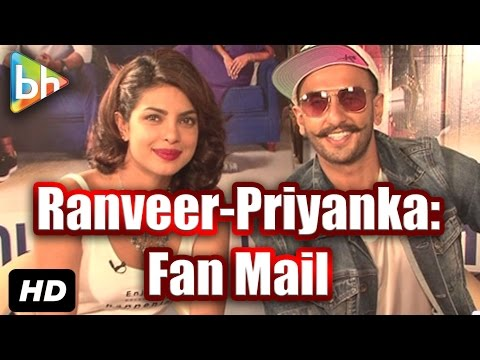 Ranveer Singh | Priyanka Chopra's Fun Interview On Fan Questions