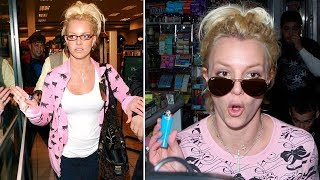 Britney Spears Leads The Paps On An Epically Wild Chase [2007]