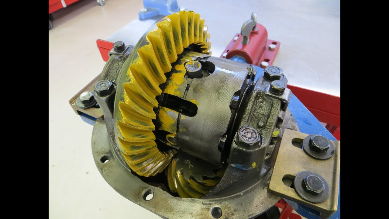 1963 Chevrolet Biscayne Positraction Differential Overhaul - Part 4 - Final Assembly