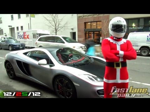 Fast Lane Daily Christmas Special 2012!