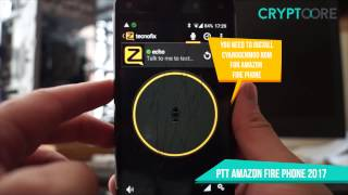 Amazon Fire Phone PTT (Push To Talk Camera Button) CyanogenMod 2017