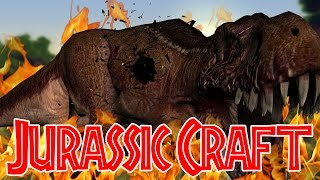 "Exploding Dinosaurs! ""Jurassic World"" Ep.12 ""Jurassic Craft Roleplay"""
