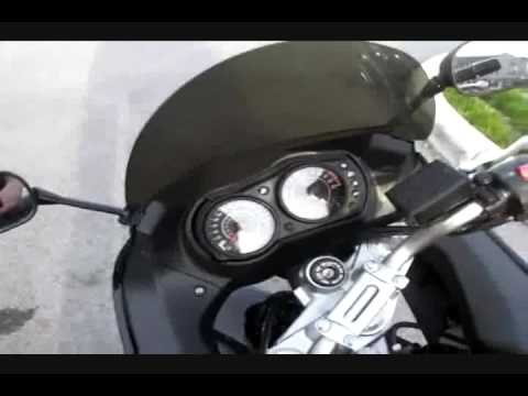 Complete review of the Kawasaki Ninja 650R Video
