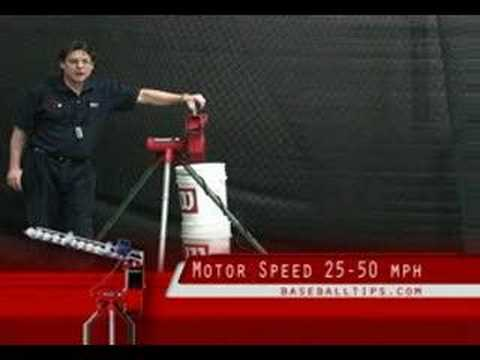 Heater Pro Pitching Machine Heater Backyard Pitching