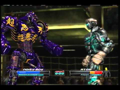 real steel gameplay