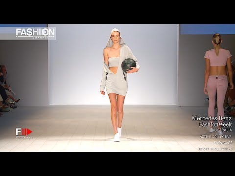 ACTIVE COLLECTIVE - TONE FITNESS APPAREL MBFW AUSTRALIA RESORT 2018 - Fashion Channel