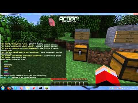 Pluginy do minecraft 1.4.6