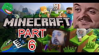 Forsen Plays Minecraft  - Part 6 (With Chat)
