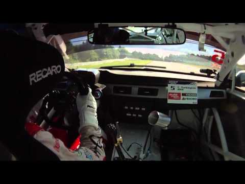 One lap Falkenberg with Colin Turkington