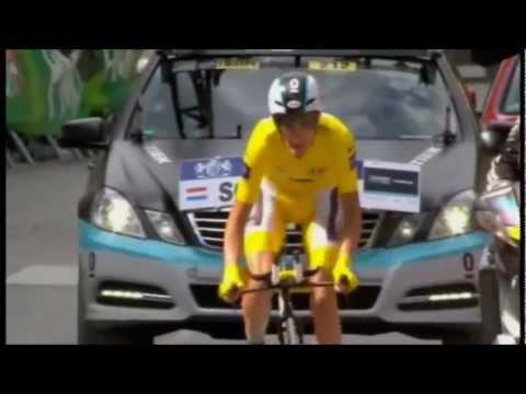 Cadel Evans vs Andy Schleck, Showdown at Grenoble