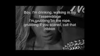 Beyonce~ Drunk In Love Ft  Jay Z  lyrics   YouTube