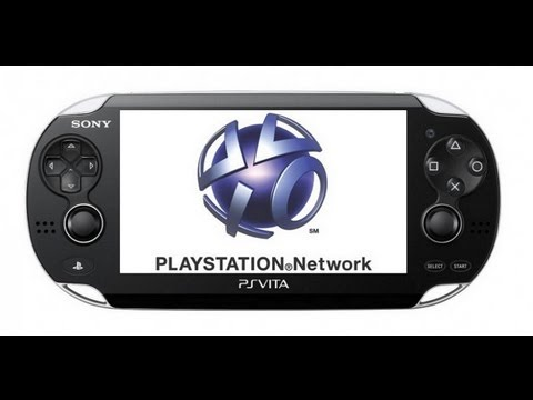 How to Switch PSN Accounts on PS Vita