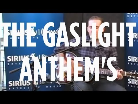 "The Gaslight Anthem's ""American Slang"" Acoustic on SIRIUS XM"