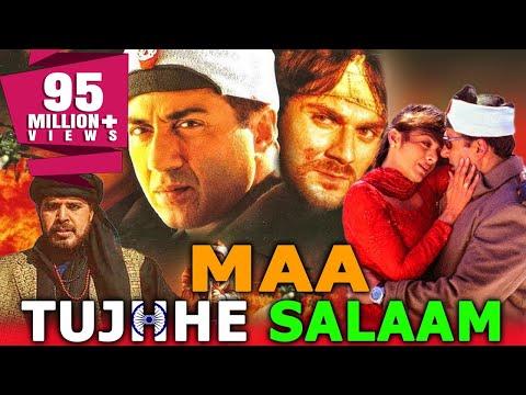 Maa Tujhe Salaam (2002) Full Hindi Movie | Tabu, Sunny Deol, Arbaaz Khan, Inder Kumar, Rajat Bedi thumbnail