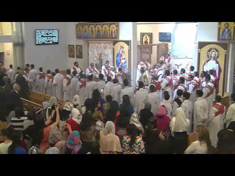 2013 St. Mark DC Coptic Church Resurrection Reenactment